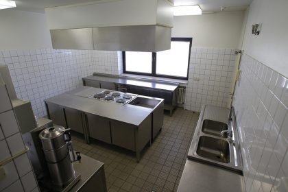 BÜRGERHAUS.QUADRATH Große Küche
