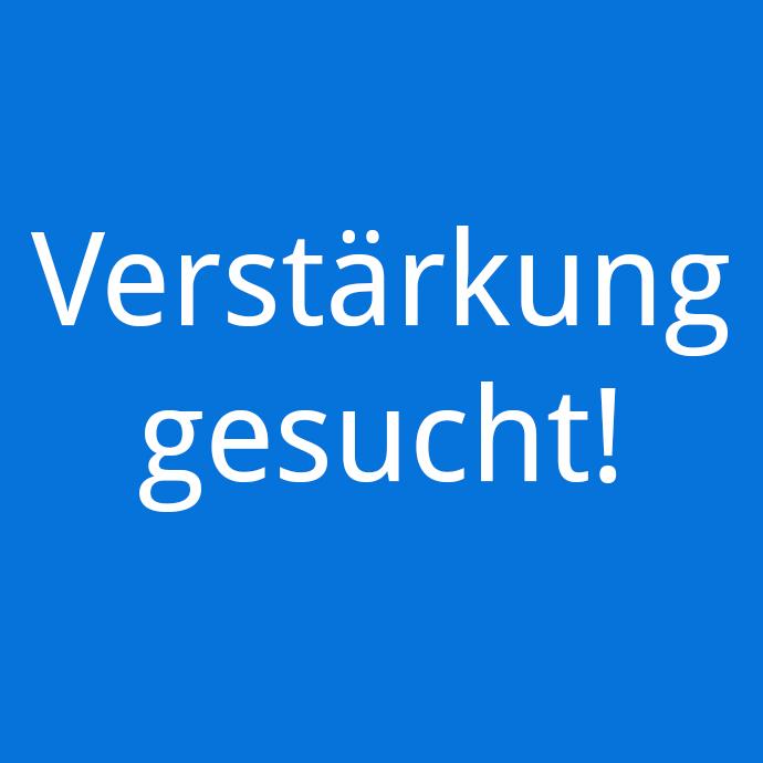 Verstärkung gesucht, Bürgerhaus Quadrat-Ichendorf, Bergheim bei Köln